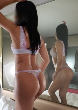 Janine asian escort girl in Ruston